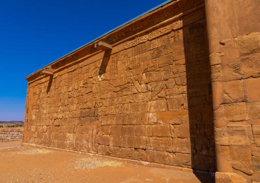 Musawwarat es-sufra meroitic lion temple, Nubia, Musawwarat es-Sufra, Sudan