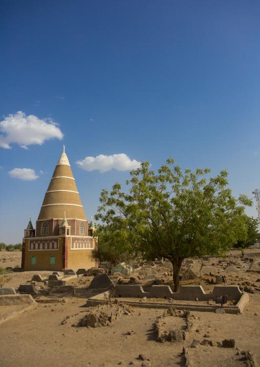 Sudan, Khor, Abu Haraz, sufi shrine
