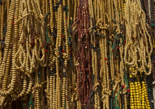 Sudan, Khartoum State, Khartoum, muslim beads