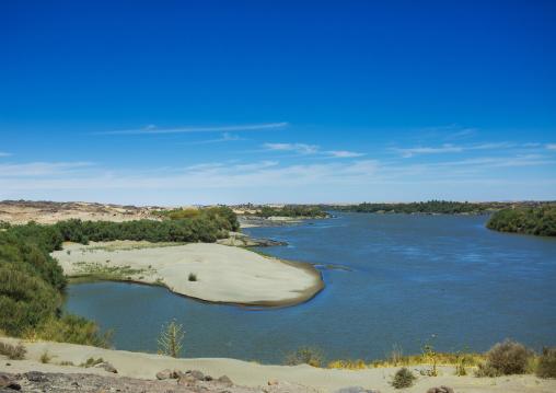 Sudan, Northern Province, Dongola, nile river