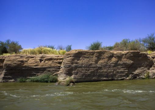 Sudan, Nubia, Sai island, river nile bank