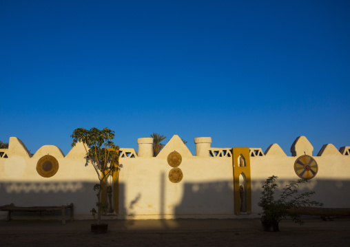 Sudan, Northern Province, Dongola, candaca nubian guest house
