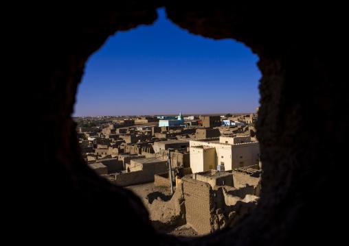 Sudan, River Nile, Al-Khandaq, old town of al-khandaq