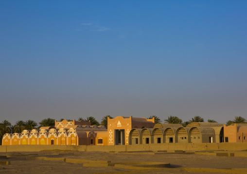 Sudan, Northern Province, Kerma, museum