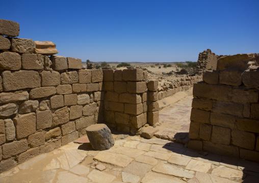 Sudan, Northern Province, Karima, al ghazali christian monastery
