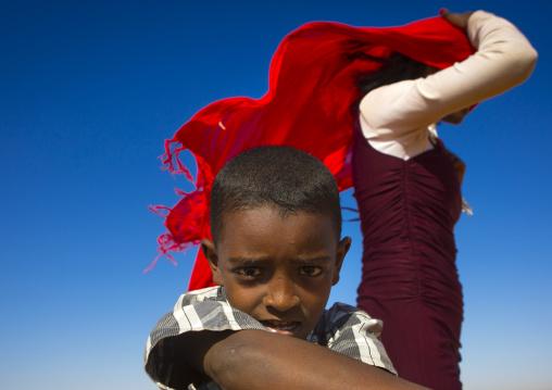 Sudan, Kush, Meroe, sudanese kids