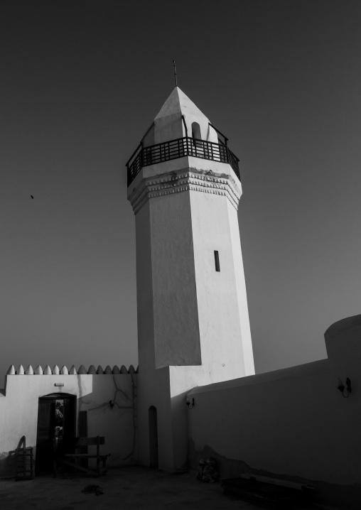 Sudan, Port Sudan, Suakin, the renovated hanafi mosque