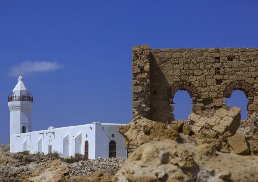 Sudan, Port Sudan, Suakin, the shafai mosque