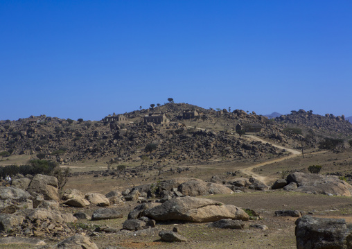 Sudan, Red Sea Hills, Erkowit, old english houses