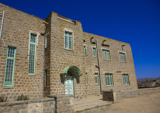 Sudan, Red Sea Hills, Erkowit, old english hotel