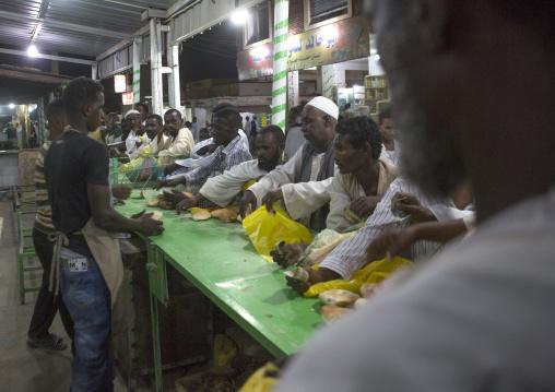 Sudan, Kassala State, Kassala, bakery