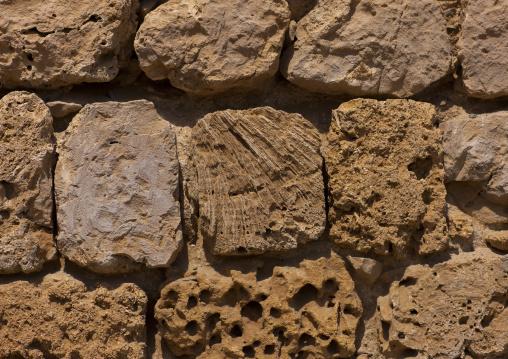 Sudan, Port Sudan, Suakin, ruined ottoman coral building