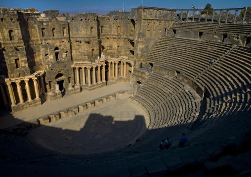 Roman Amphitheatre, Bosra, Syria