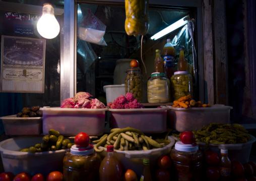 Shop In Damascus Souk, Syria