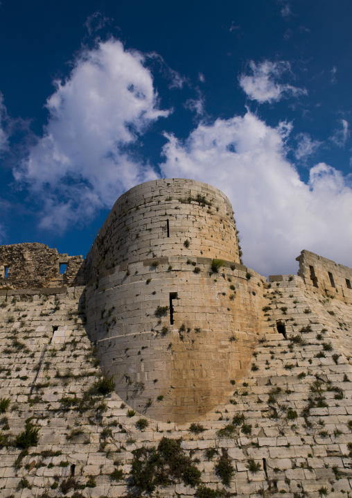 Krak Des Chevaliers, Homs,  Homs Governorate, Syria