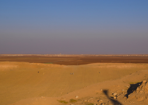 Landscape, Ebla, Idlib Governorate, Syria