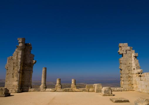 The Church of Saint Simeon Stylites, Syria