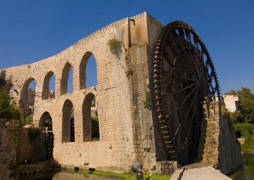 The Norias of Bechriyyat, Hama, Syria