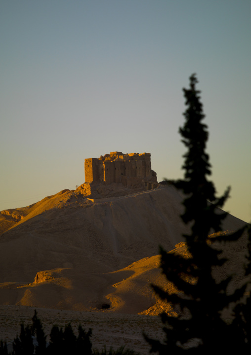The Ancient Roman city of Palmyra, Syria