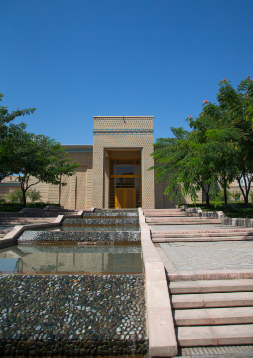 Ismaili Center founded by Aga Khan, Central Asia, Dushanbe, Tajikistan