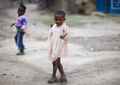 Tanzanian girl, Tanzania
