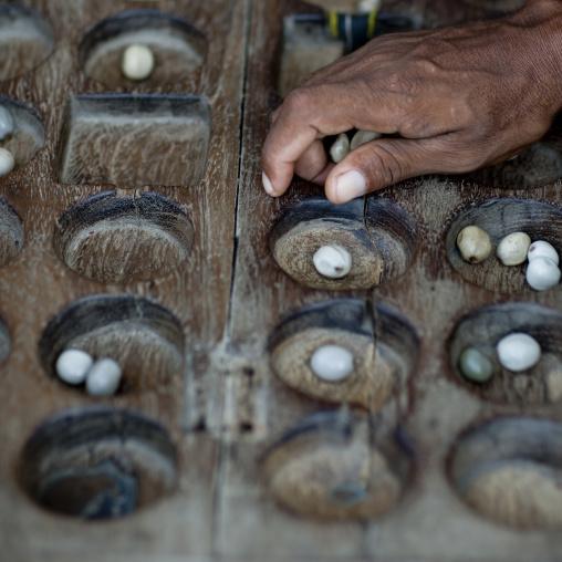 Bao game, Tanzania