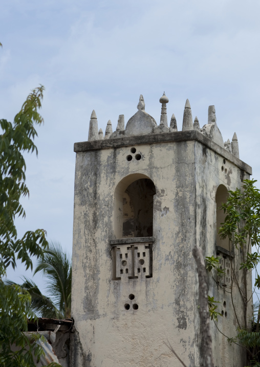 Lindi mosque, Tanzania