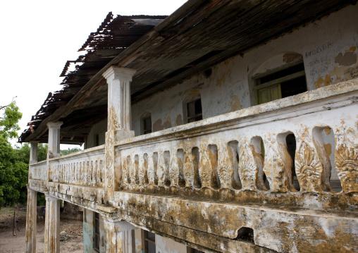 Aga khan building, Mikindani, Tanzania