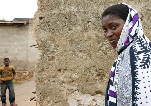 Tanzanian swahili woman, Tanzania
