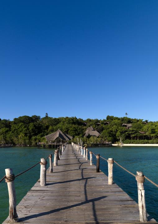 Fundu lagoon hotel, Pemba, Tanzania