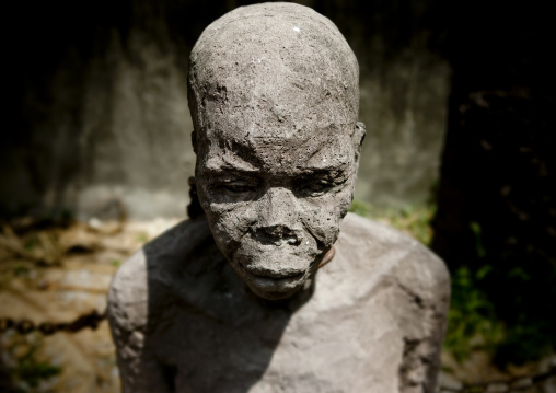 Slave market memorial, Stone town zanzibar, Tanzania