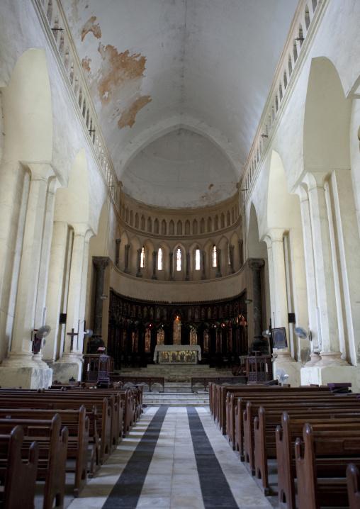 Anglican cathedral, Stone town zanzibar, Tanzania