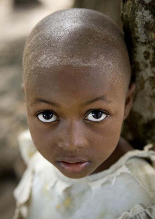 Girl from tanzania