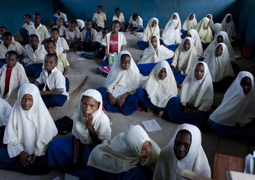 School in pemba, Tanzania