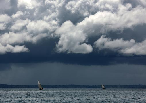 Storm on pemba, Tanzania