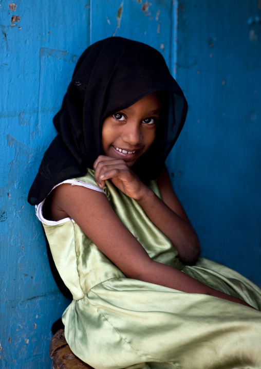 Tanzanian girl , Tanzania