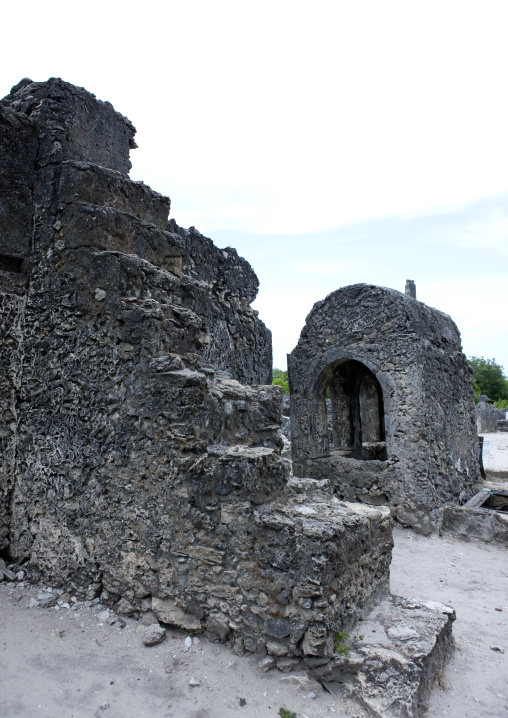 Kaole ruins, Tanzania