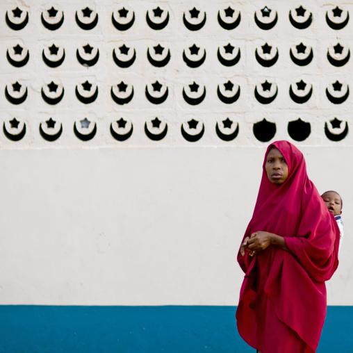 Outside the mosque,Bagamoyo, Tanzania