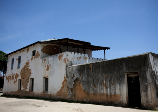 Bagamoyo stone town, Tanzania