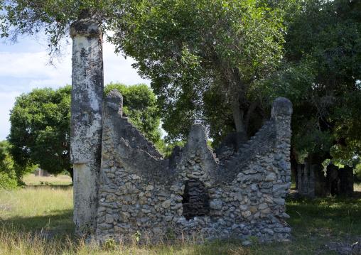 Kunduchi ruins, Tanzania