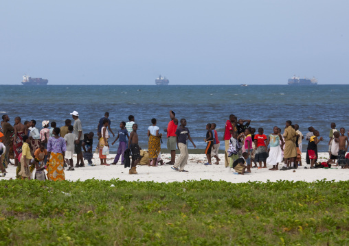 Dar es salaam sunday beach, Tanzania