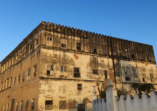 Old fort, Stone town zanzibar, Tanzania