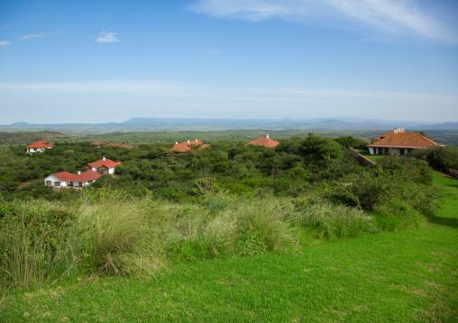Tanzania, Serengeti Plateau, Lake Eyasi, bashay rift lodge