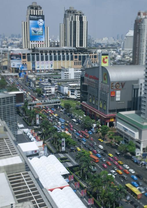 Cityscape, Bangkok, Thailand