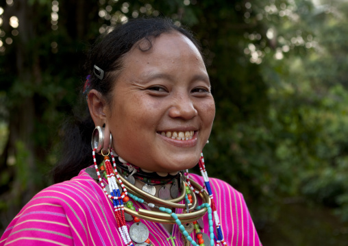 Kor yor tribe woman, North thailand