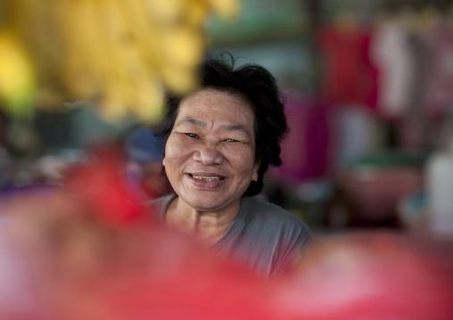 Mae hong son market, Thailand