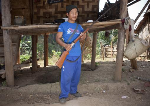 Karen hunter, Thailand