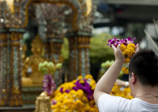 Phra brahma erawan, Bangkok, Thailand