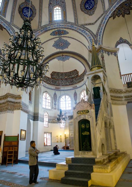 Church of the saints Sergius and Bacchus aka little Hagia Sophia mosque, Sultanahmet, istanbul, Turkey