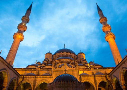 New mosque Yeni Camii, Marmara Region, istanbul, Turkey